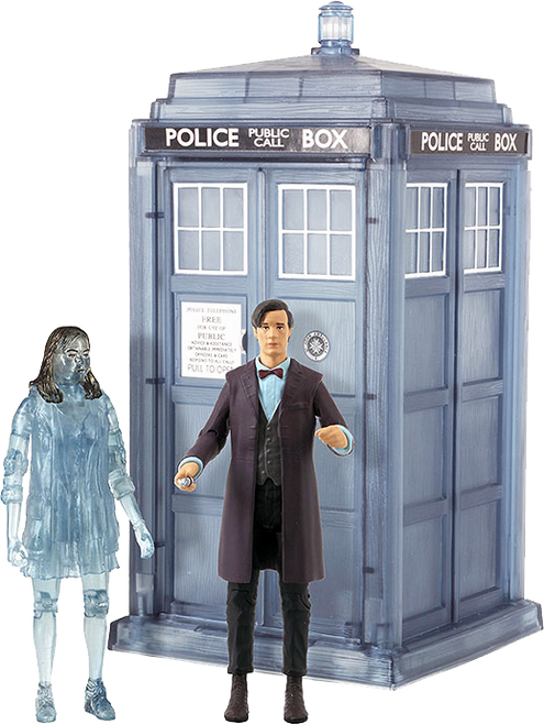 """Doctor Who - 3.75"""" Hide Action Figure Collector Set-CHA05225"""