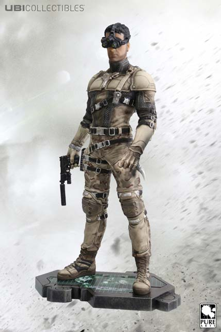 Splinter Cell: Blacklist - Sam Fisher Vinyl Statue-UBI300050773