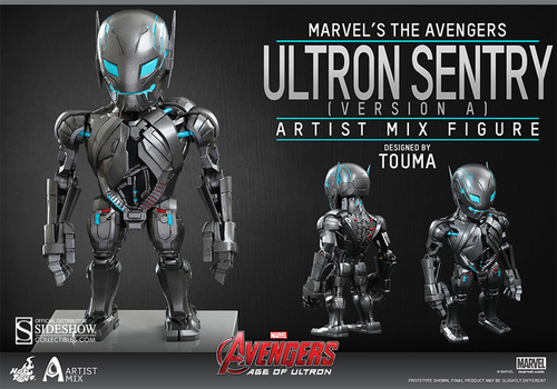 Avengers 2: Age of Ultron - Artist Mix Ultron Sentry Blue-HOT902337