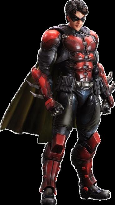 Batman: Arkham Origins - Robin Play Arts Action Figure-SQU81513
