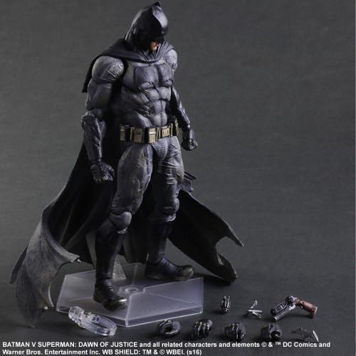 Batman v Superman: Dawn of Justice - Batman Play Arts Action Figure-SQU81678