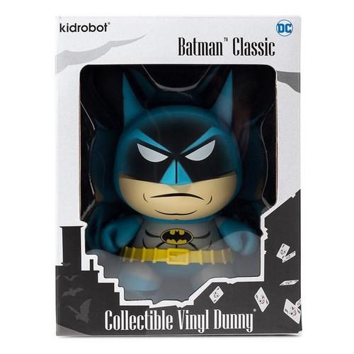 """Batman (1966) - Batman Classic 5"""" Dunny-KIDTBLCG047"""