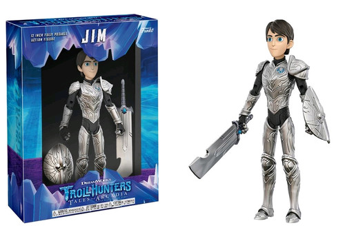 "Trollhunters - Jim 9"" US Exclusive Action Figure [RS]-FUN14703"