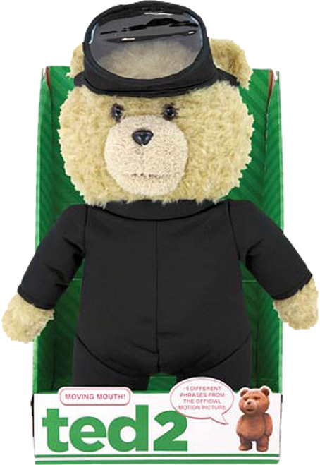 "Ted 2 - 16"" Animated Plush Scuba Outfit-CTN98578"