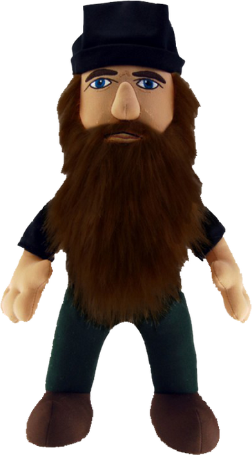 "Duck Dynasty - 24"" Jase Plush with Sound-CTN96487"