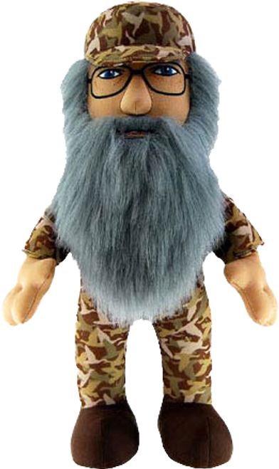 "Duck Dynasty - 24"" Si Plush with Sound-CTN96489"