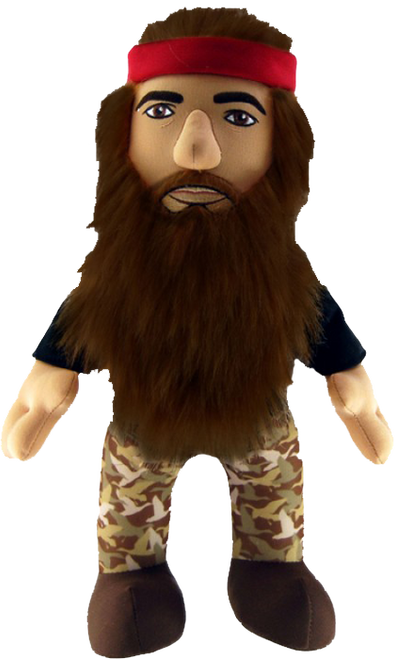 "Duck Dynasty - 24"" Willie Plush with Sound-CTN96488"