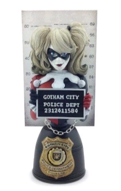 Batman - Harley Quinn Mugshot Bust #1-CRY23376