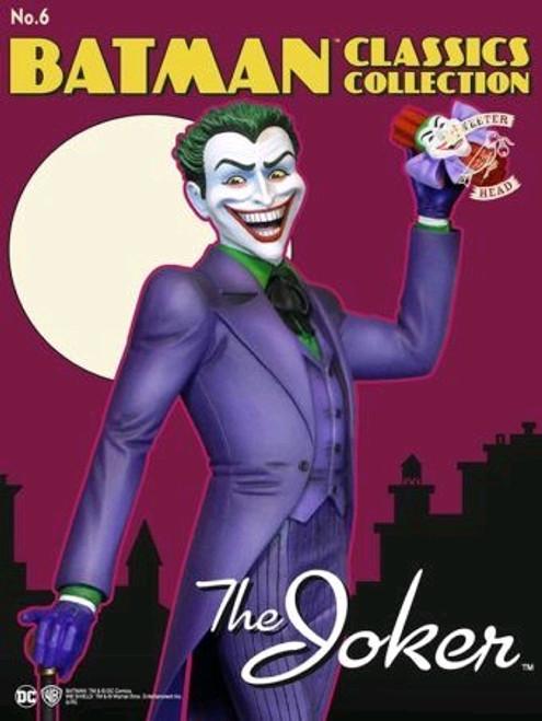 Batman - Joker Classic Maquette-TWE902897