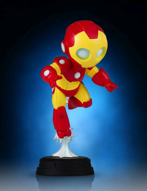 Iron Man - Animated Statue-GGS80595