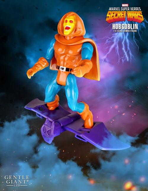 "Secret Wars - Hobgoblin 1:6 Scale 12"" Jumbo Kenner Action Figure-GGS80485"