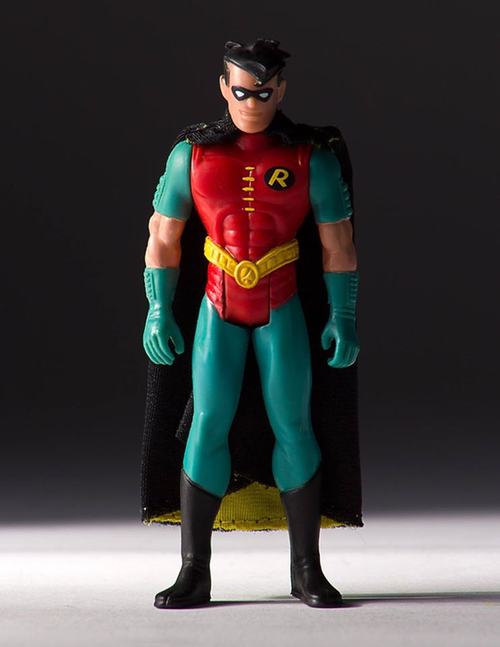 "Batman: The Animated Series - Robin 1:6 Scale 12"" Jumbo Kenner Action Figure-GGS80573"