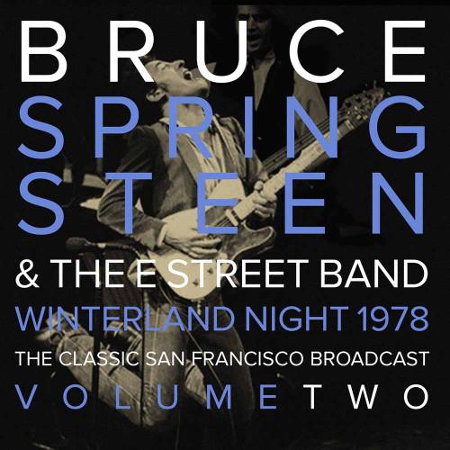 BRUCE SPRINGSTEEN - WINTERLAND NIGHT VOL 2-Double Vinyl LP -Brand New-Still Sealed