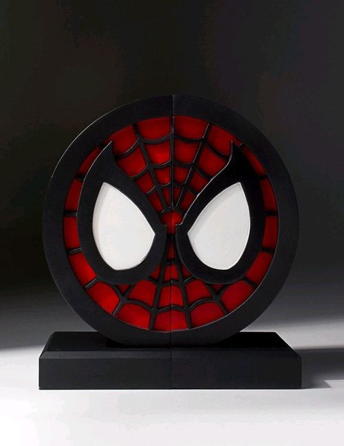 Spider-Man - Logo Bookends-GGS80723