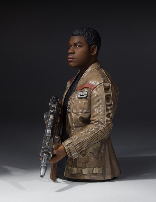 Star Wars - Finn Episode VII The Force Awakens Mini Bust-GGS80763