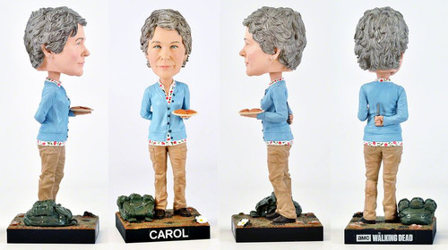 The Walking Dead - Carol Resin Bobble Head-ROY01168