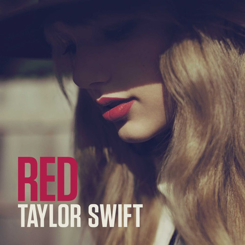 TAYLOR SWIFT-Red-Vinyl DOUBLE LP-Brand New-Still Sealed