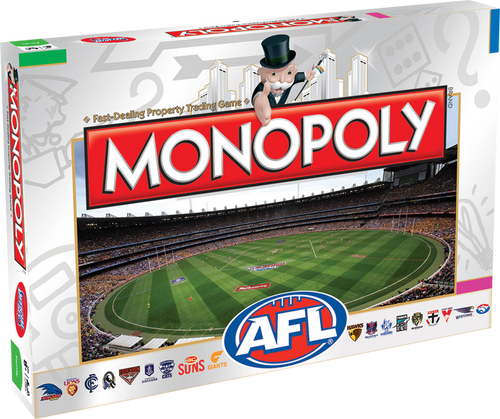 Monopoly - AFL Edition-WIN000455