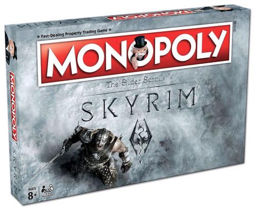 Monopoly - Skyrim Edition-WIN002503