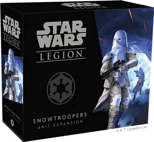 Star Wars - Legion Snow Troopers Expansion-FFGSWL11