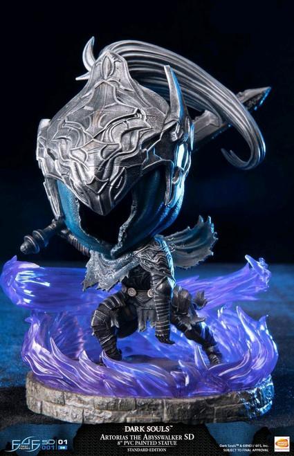 """Dark Souls - Artorias the Abysswalker 8"""" Vinyl Statue-F4FDSARTYSDREG"""
