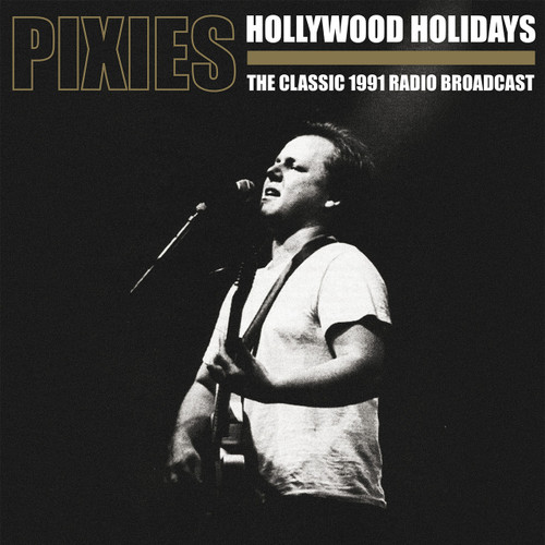 PIXIES - HOLLYWOOD HOLIDAYS-Vinyl Double LP-Brand New-Still Sealed