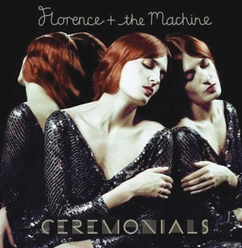FLORENCE & THE MACHINE-Ceremonials-Double Vinyl LP-Brand New-Still Sealed