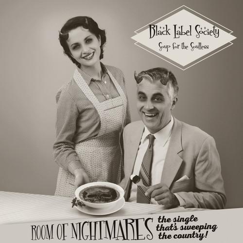 """Black Label Society  -Room Of Nightmares- VINYL 7"""" single-Brand New-Still Sealed"""