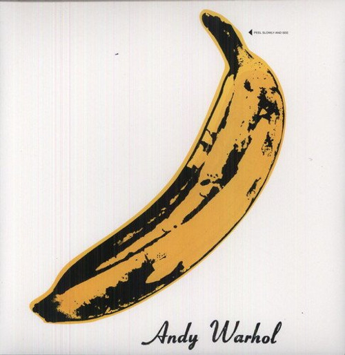 The Velvet Underground & Nico-Andy Warhol (banana) VINYL LP (180g)-Brand New-Still Sealed