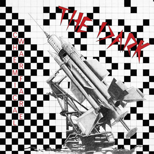 DARK, THE - CHEMICAL WARFARE-Vinyl Double LP-Brand New-Still Sealed