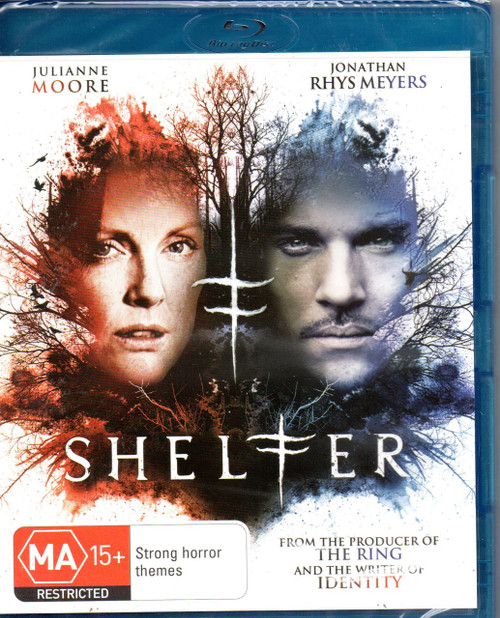 Shelter-Blu-Ray (Region B)-Brand New-Still Sealed