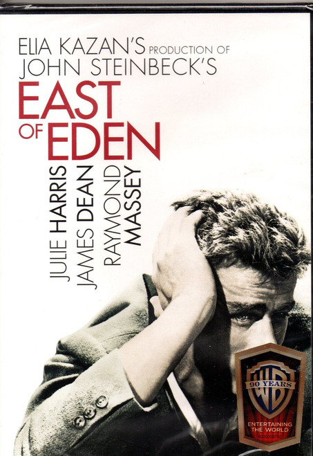 East of Eden (Special Edition) (2 Discs) Region 1 DVD-Brand New-Still Sealed