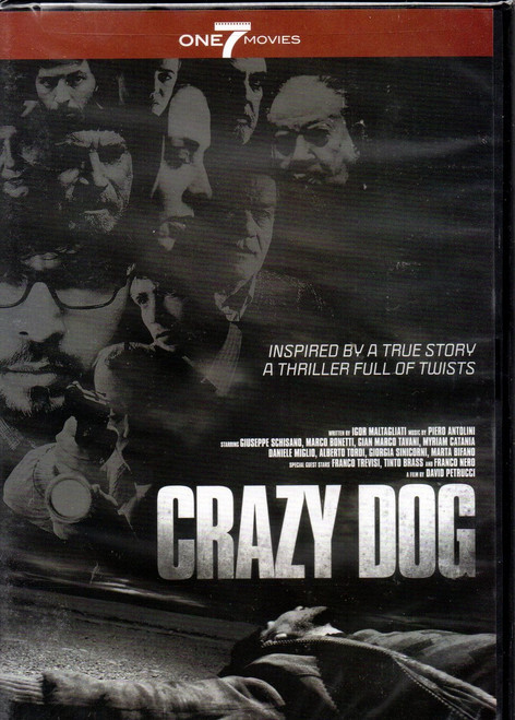 Crazy Dog-Region Free DVD-Brand New-Still Sealed