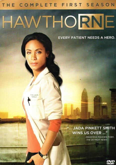 HawthoRNe: Season One (3 Discs)-Region 1 DVD-Brand New-Still Sealed
