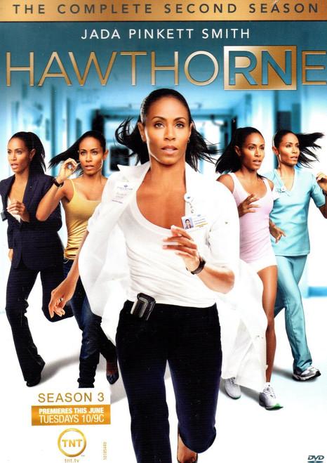 HawthoRNe: Season Two (3 Discs)-Region 1 DVD-Brand New-Still Sealed