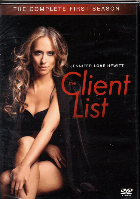 Client List, The: The Complete First Season (3 Discs)-Region 1 DVD-Brand New-Still Sealed