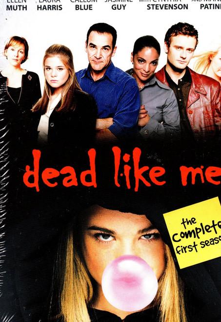 Dead Like Me: The Complete Season 1 (4 Discs) Region 1 DVD-Brand New-Still Sealed