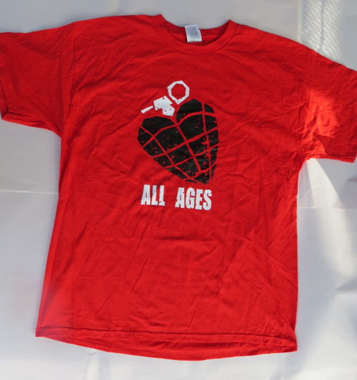 Green Day-All Ages- XL-Licensed T-Shirt-Brand New