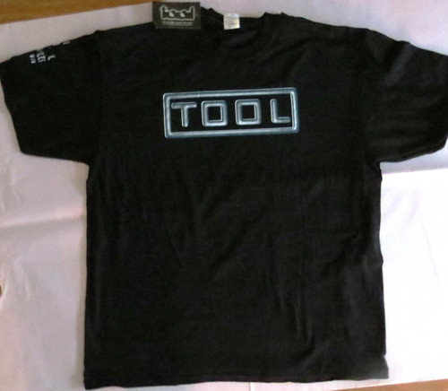 Tool Adam- Large-Licensed T-Shirt-Brand New