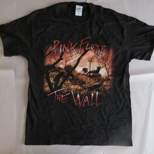 Pink Floyd-The Wall- Large-Licensed T-Shirt-Brand New