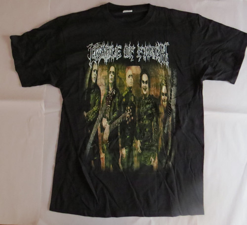 Cradle of Filth-Polish A Turd- XL-Licensed T-Shirt-Brand New