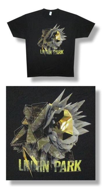 Linkin Park Gem Flower Tee-Medium-T Shirt-Brand New