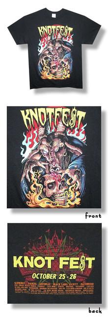 Slipknot Knotfest Brain Ripper Tee-XL-T Shirt-Brand New