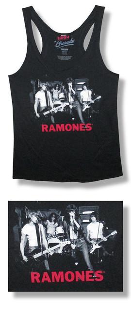The Ramones Live 30/1 Tank Top-XL-T Shirt-Brand New