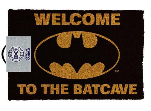 DC Comics - Batman Batcave-Doormat 60cm x 40cm-IMDM0014