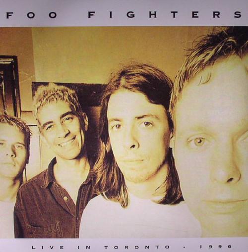 FOO FIGHTERS-Live in Toronto (180 gr) Vinyl LP-Brand New-Still Sealed