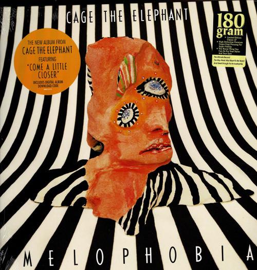 CAGE THE ELEPHANT-Melophobia (180 gram) Vinyl LP-Brand New-Still Sealed