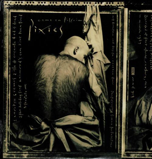 PIXIES-Come On Pilgrim Vinyl LP-Brand New-Still Sealed