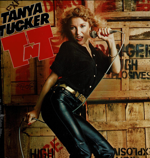 TANYA TUCKER-TNT Vinyl LP-Brand New-Still Sealed
