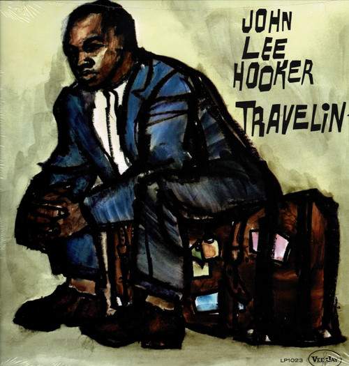 JOHN LEE HOOKER-Travelin' Vinyl LP-Brand New-Still Sealed